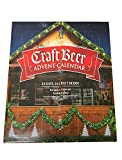 Craft Beer Advent Calendar with 24 assorted bottles