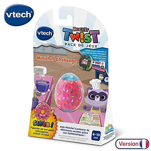 VTech RockIt Twist – Minichef Challenge Game, Educational Console Game