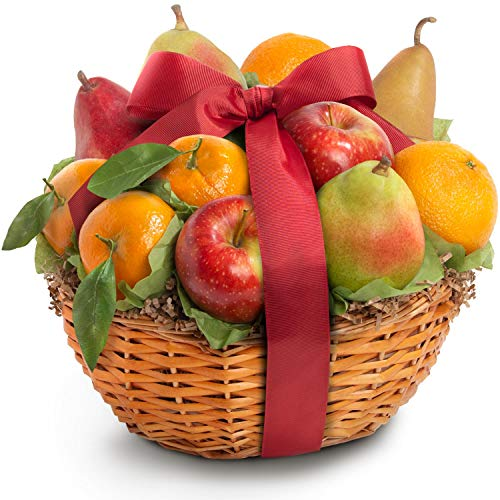 Fruit Gift Tray is a perfect traditional 4 years wedding anniversary gift for wife