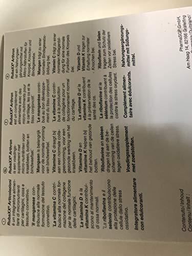 RUBAX ARTICOLAZIONI 30 BUST