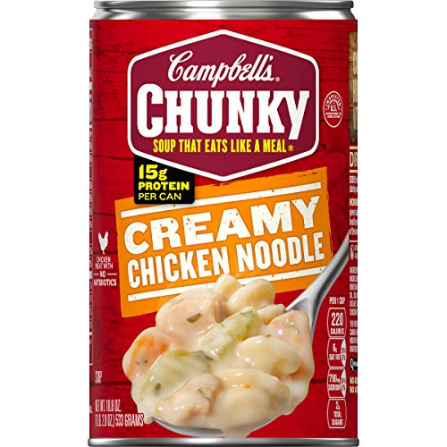 Campbells Chunky Chicken and Dumplings Soup