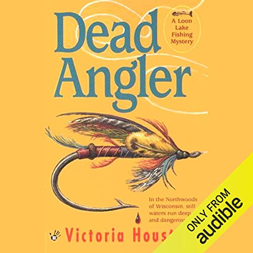 Dead Angler audiobook cover art