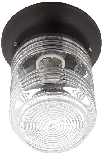 Boston Harbor HV-66919-BK3L Porch Light Jelly Jar