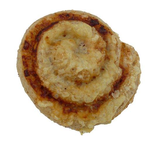 Vollkornbäckerei Fasanenbr Bio Pizza Schnecke (6 x 1 Stk)