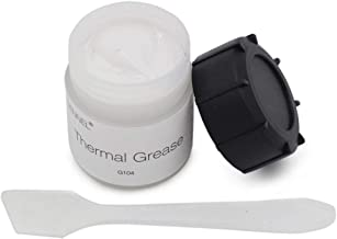 GENNEL 20g White Thermal Conductive Compound Grease, Heat Sink Paste for CPU GPU LED IC Chipset