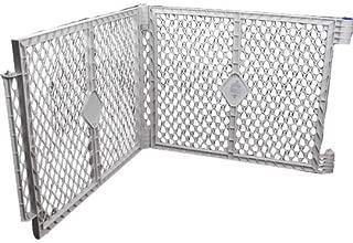 Pet Yard Plastic Exercise Pen Expansion Panel, 2-Piece, White