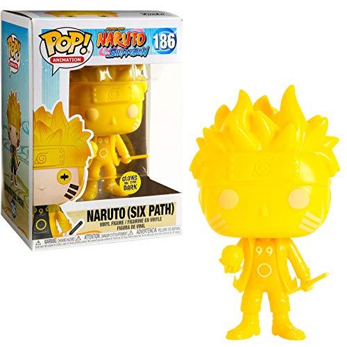 Figura Vinyl Pop! Naruto Six Path Limited