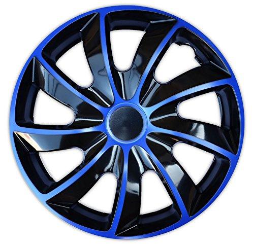 Set wheel covers LeMans 16-inch black//pink