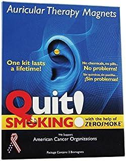 Imanes tipo pendiente magnéticos para dejar de fumar, Zerosmoke