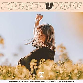 Forget U Now (feat. Flashbird!)