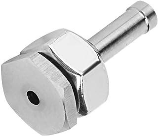 Suuonee Ladedruckanschluss, Turbo Ladedruck Schnellanschlusskit Druckquelle am Silikonschlauch 31504101 019