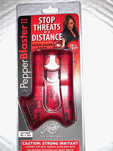 Pepper Blaster II Kimber Pepper Blaster - Red