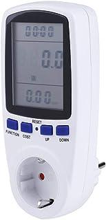 Vermogensmeter, multifunctionele slimme elektrische energiemeting Socket Power Voltage Meter 100-240V(EU)