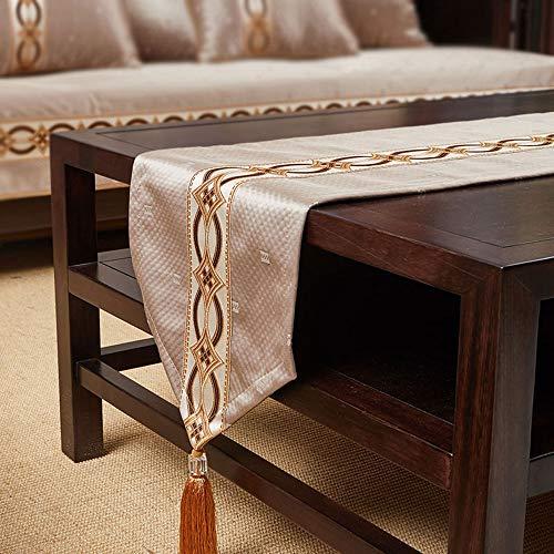 Hyxqyzq Jane tafelloper/tafelvlag, zeer nauwkeurige stof, zacht en comfortabel, niet machinewasbaar, wooncultuur | bruiloft | party | fotografie | verjaardag +