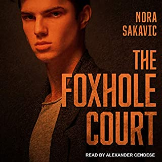 The Foxhole Court     All for the Game Series, Book 1              By:                                                                                                                                 Nora Sakavic                               Narrated by:                                                                                                                                 Alexander Cendese                      Length: 7 hrs and 43 mins     46 ratings     Overall 4.4