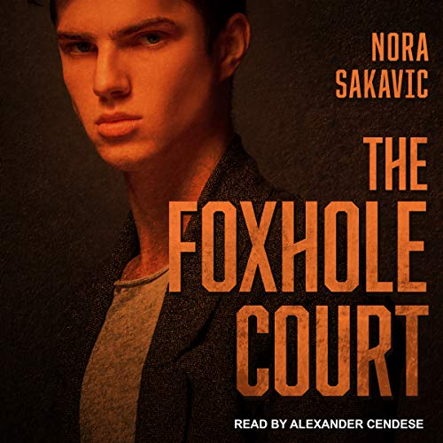 The Foxhole Court audiobook cover art