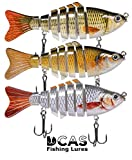 "4"" Lifelike Fishing Lures 