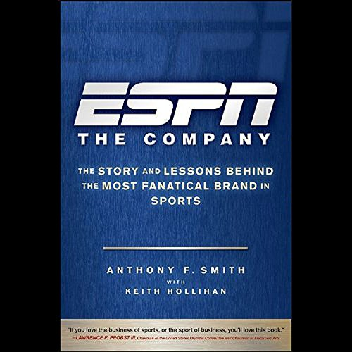ESPN audiobook cover art