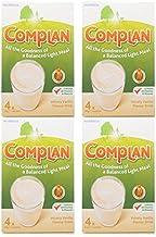 Complan Vanilla Multipack 4 x 55g Sachets Estimated Price : £ 16,57
