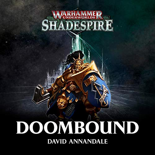 Doombound cover art