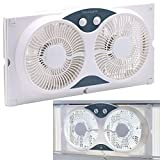 10 Best Window Fans with Cover Portables