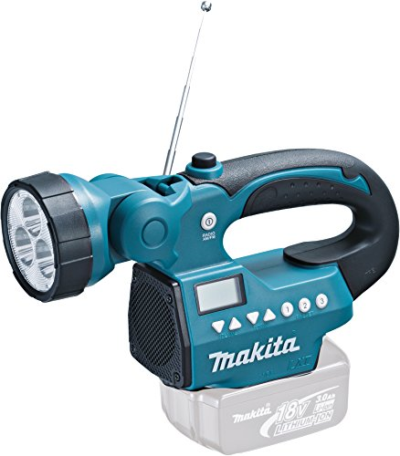 Vorderansicht vom Side-by-Side Makita BMR050