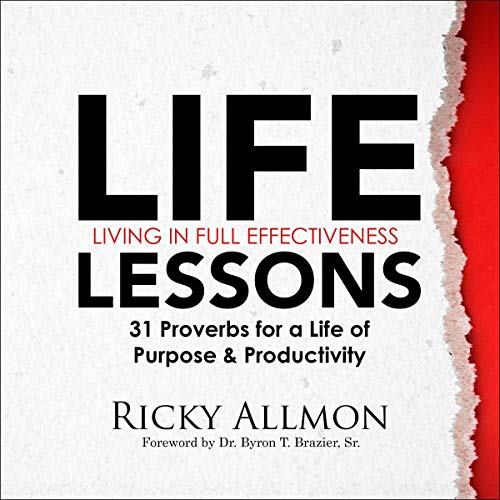 Life Lessons Audiobook By Ricky Allmon cover art