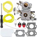 Mannial C1M-W26C 545070601 Carburetor fit Poulan Pro PP3416 PP3516 PP3816 PP4018 PP4218 PPB3416 SM4218AV PPB4018 PPB4218 S1970 Gas Chainsaw Carb