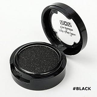 Mejor Sombra Negra Con Glitter