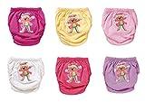 origin-AL Home & Style Zirkus 6er Pack Wasserdicht Baby Lernwindel Trainerhosen Unterwäsche Windeln Windelhose zum Toilettentraining Töpfchentraining (Set, 90)