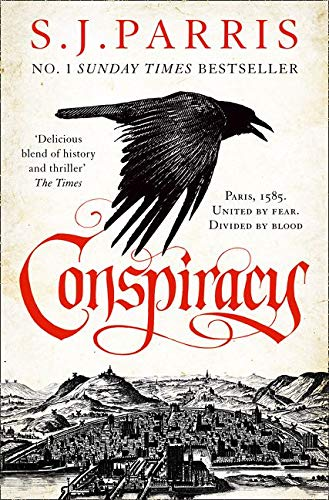 Conspiracy: A gripping spy thriller in the No. 1 Sunday Times bestselling...