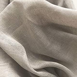 Best linen gauze fabric Reviews