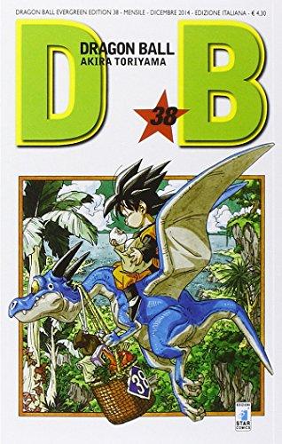 Dragon Ball. Evergreen edition (Vol. 38)