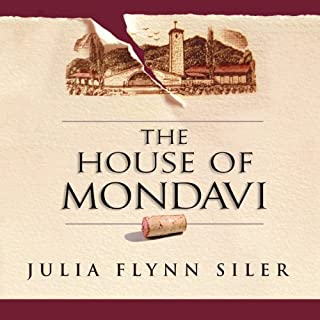 The House of Mondavi cover art