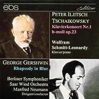 Piano Concerto.1: Schmitt-leonardy(P)manfred Neumann / Berlin.so