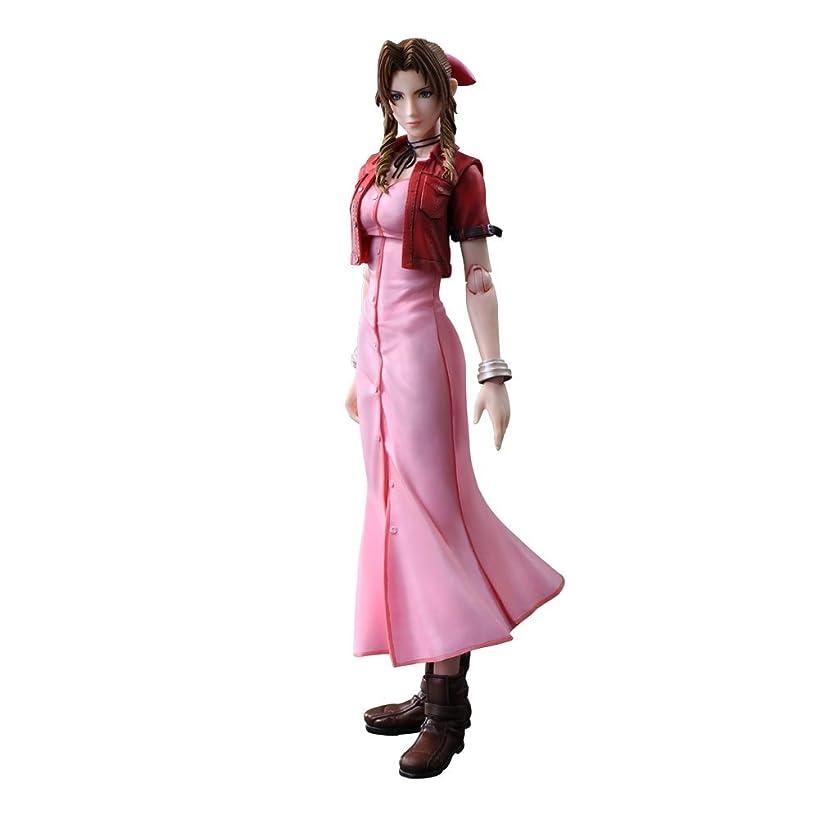 Square Enix Final Fantasy Crisis Core Aerith Gainsborough Play Arts Kai Action Figure