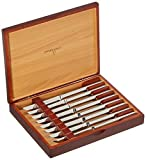 Culina Steak Knife Collection 8 pcs in Wooden Box
