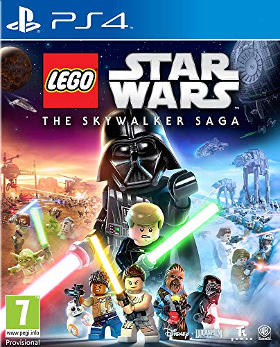LEGO Star Wars: Die Skywalker Saga (Playstation 4) [AT-PEGI]