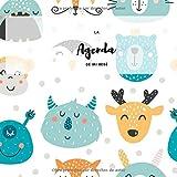 La agenda de mi bebé: Le journal de bébé pour la première année d'inscription I Album d'entrée bébé pour les parents en cadeau de naissance I