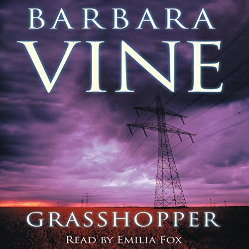 Grasshopper audiobook cover art
