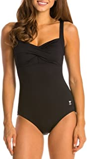 TYR Women`s Twisted Bra Solid Controlfit Top