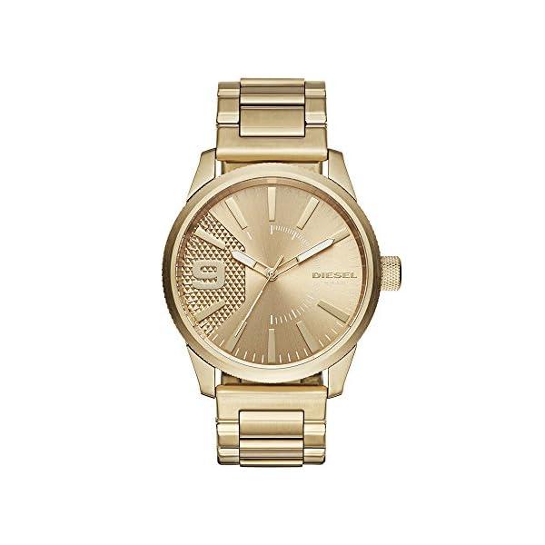 Diesel Herren-Uhren Quarz 32003349 1