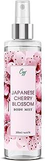 CGG Cosmetics Japanese Cherry Blossom Body Mist, 200 ml