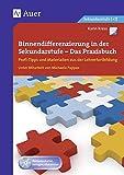 Binnendifferenzierung in der Sekundarstufe I: Profi-Tipps und Materialien aus der Lehrerfortbildung (5. bis 13. Klasse) (Querenburg-Praxisbücher)