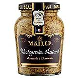 Maille Grano entero Mostaza 210g (paquete de 6 x 210g)
