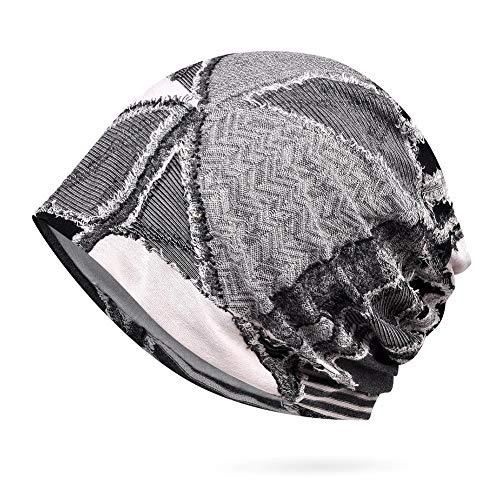 アンミダ(ANMIDA)綿 ニット帽 コットン サマーニット帽 ニットキャップ レディース メンズ 春夏秋冬 帽子 ...