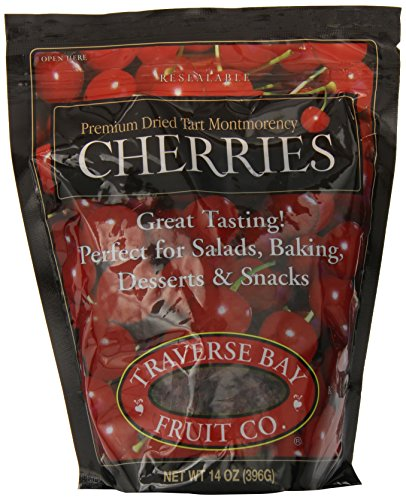 Traverse Bay Fruit Dried Cherries, 14 Ounce