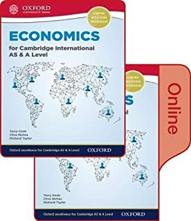 Economics for Cambridge International AS and A Level Print & Online Student Book (First Edition)