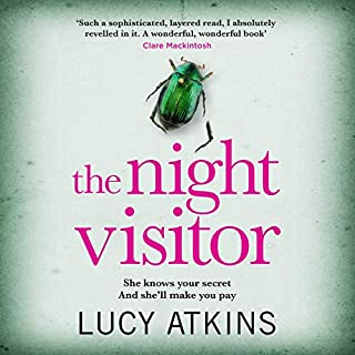 The Night Visitor                   De :                                                                                                                                 Lucy Atkins                               Lu par :                                                                                                                                 Helen Lloyd,                                                                                        Julia Franklin                      Durée : 11 h et 36 min     Pas de notations     Global 0,0