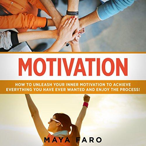 Motivation audiobook cover art